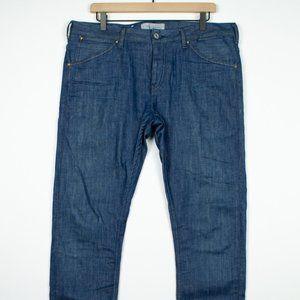 Scotch & Soda Phaidon X 33 x 32 Medium Wash Jeans